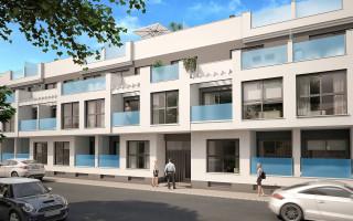 Piso nuevo en Villamartin, area 63 m<sup>2</sup> - GB7155