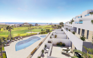 Premium Class Apartments in Pulpí, Costa de Almeria, Spain - MTA1110637