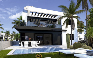 2 bedroom Apartment in Punta Prima  - GD113885