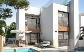 Premium Class Apartments in Punta Prima, to the beach 500 m - GD8431