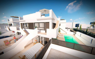 4 bedroom Apartment in Torrevieja - GDO8131