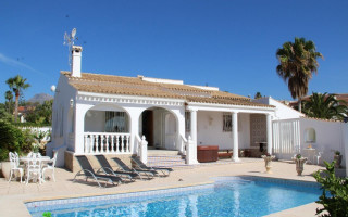 3 bedroom Villa in Finestrat  - IM114116