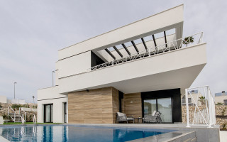 3 bedroom Villa in Finestrat  - SUN117915