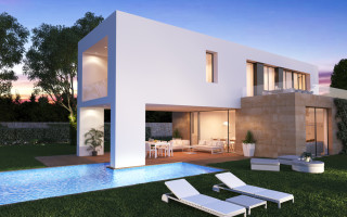 3 bedroom Villa in San Miguel de Salinas  - HH6448
