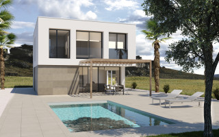 Premium Class House in Sant Joan d'Alacant, 3 bedrooms, area 185 m<sup>2</sup> - PH1110409