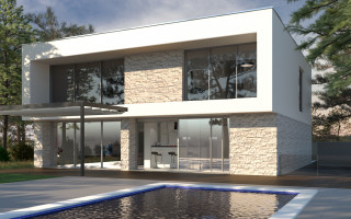 Premium Class House in Sant Joan d'Alacant, Costa Blanca - PH1110349