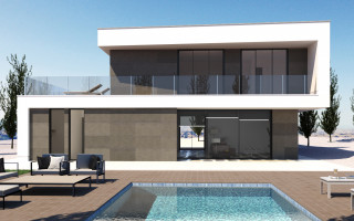 Premium Class House in Sant Joan d'Alacant, Costa Blanca - PH1110373
