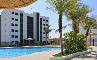 3 bedroom Penthouse in La Zenia  - ER7076