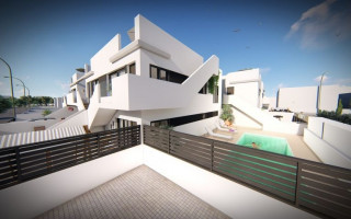 3 bedroom Penthouse in La Zenia  - US114834