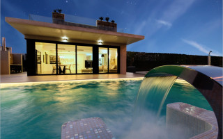 4 bedroom Villa in Benissa - TZ7353