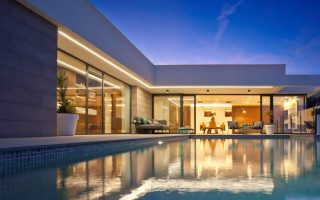 Premium-Haus in Rojales, 3 Schlafzimmer, 102 m<sup>2</sup> - ERF115324