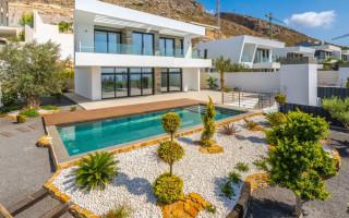 Premium-Haus in Rojales, 3 Schlafzimmer, flache 102 m<sup>2</sup> - ERF115322