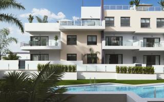 Appartement de 2 chambres à San Pedro del Pinatar - GU8306