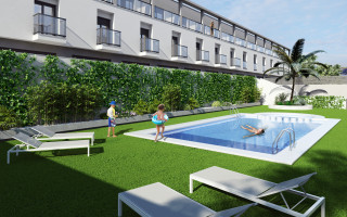 Appartement de 2 chambres à Villamartin - TM6691