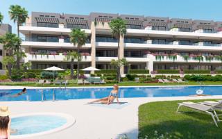 Appartement de 2 chambres à Playa Flamenca - TM117604