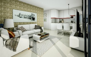 Villa de 3 chambres à La Manga - AGI115528
