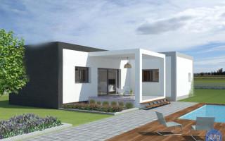 Schöne Villa in San Pedro del Pinatar, 3 Schlafzimmer, flache 132 m<sup>2</sup> - EGS116597