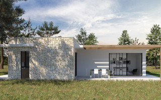 2 Schlafzimmer Villa in Sant Joan d'Alacant  - PH1110544
