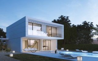 Schöne Villa nahe dem Meer  in Dehesa de Campoamor, Costa Blanca - AGI115707