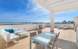 3 bedroom Apartment in Guardamar del Segura - ER7054