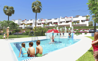 2 bedroom Apartment in La Manga  - UBA116838