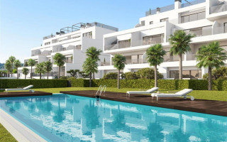 2 bedroom Apartment in Playa Flamenca  - TR114348