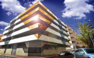 2 bedroom Apartment in Playa Flamenca  - TR114362