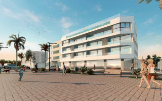 3 bedroom Apartment in San Pedro del Pinatar  - OK8081