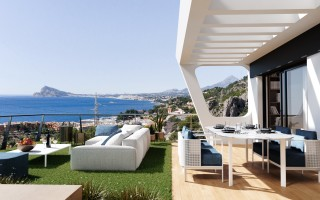 Splendid Apartments near the sea  in Altea - OI118201