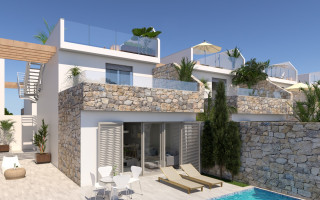 3 bedroom Townhouse in Pilar de la Horadada  - MT7023