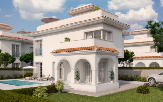3 bedroom Townhouse in Playa Flamenca - ARCR0477