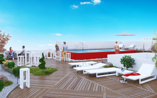 3 bedroom Townhouse in Torrevieja - AG2993