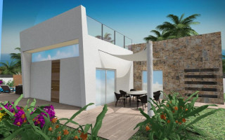 2 bedroom Townhouse in Villajoyosa - QUA8622