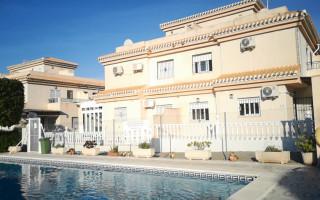 Townhouse w Playa Flamenca, 4 sypialnie  - W1116316