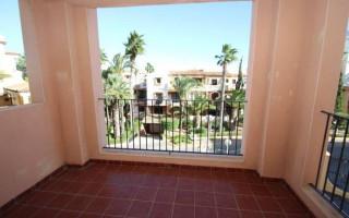 Апартаменты в Лос Гуардинес, 2 спальни  - OI8584