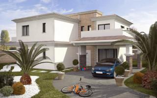 Апартаменты в Мучамель, 3 спальни  - BR118148