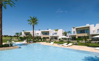 Vilă cu 3 dormitoare în Los Alcázares  - DS8138