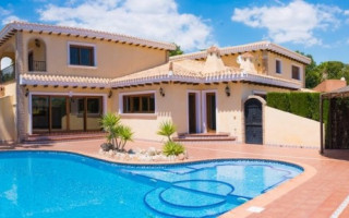 Vilă cu 5 dormitoare în Orihuela Costa  - TT101316