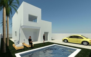 Villa de 3 chambres à Dehesa de Campoamor - AG9445