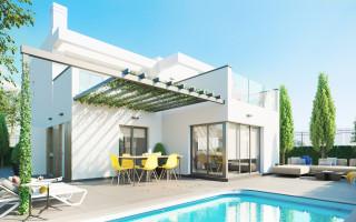 Villa de 3 chambres à Pilar de la Horadada - EF6151