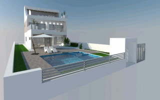 Villa de 4 chambres à Polop - WF115065