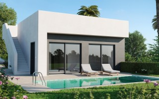 Villa de 3 chambres à Benijófar  - M6185