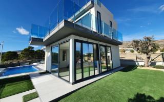 Villa de 4 chambres à Castalla - AGI115451