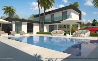 Villa de 3 chambres à Ciudad Quesada - JQ115430