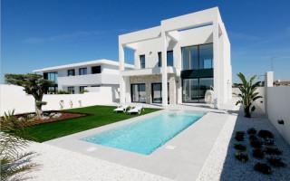 Villa de 3 chambres à Ciudad Quesada - AT7257