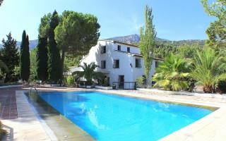 Villa de 10 chambres à Guadalest - CGN185589