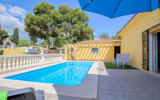 Villa de 3 chambres à Alfaz del Pi - CGN183650