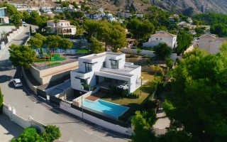 Villa de 3 chambres à Altea  - ET1117175