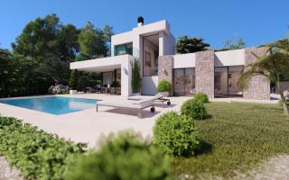 Villa de 3 chambres à Benissa  - GTP1117264