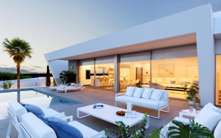 Villa de 3 chambres à Cumbre del Sol - VAP117202